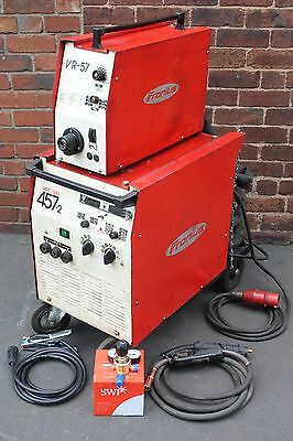 Fronius Vario Star 457-2 Aluminium Mig Welder With VR57 4 Roller Wire Feed