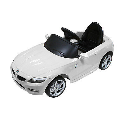 New Licensed BMW Z4 Kids Ride On Car Electric Riding Radio Toy R/C Battery Power