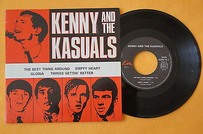 """7"""" Kenny And The Kasuals - The Best Thing Around, limitiert 2005"""