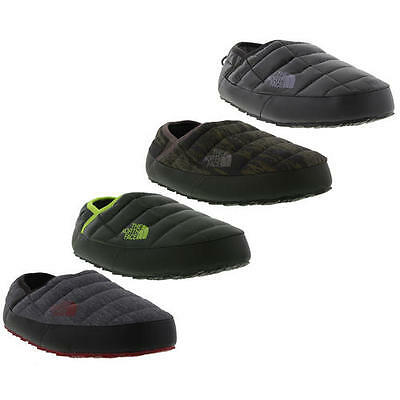 North Face Thermoball Traction Mule II Mens Base Camp Slippers Shoes Size 7-13