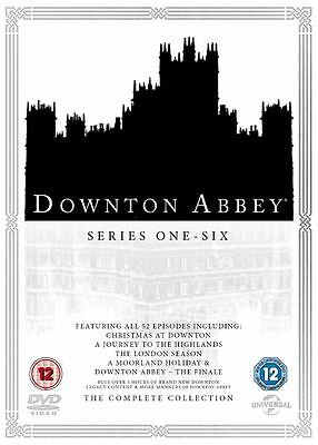 Downton Abbey: The Complete Collection [New DVD]