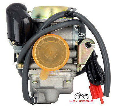 Carbgy6125 Carburatore Scooter Completo Kyoto Vespa Et4 125 / 150 2002