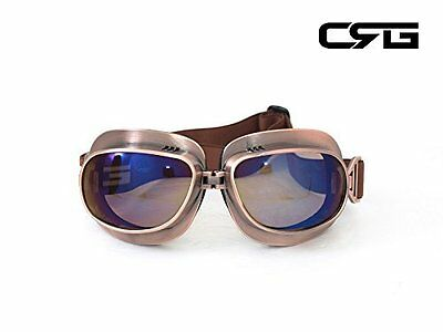 Motorcycle Goggle T04 T04NR copper color frame - CRG Sports
