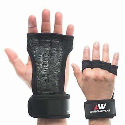 Silicon Padded  High Performance Gloves for Cross Training and Weightlifting