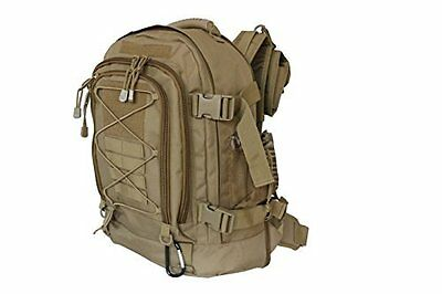 40L Outdoor Expandable Tactical Backpack Military Sport Hiking Trekking Bag