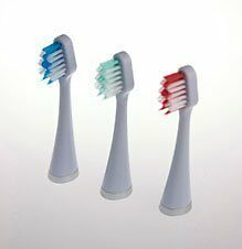 Sonic Tooth Brush Replacement Heads for Diamond Toothbrushes by Bling Dental