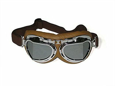 Motorcycle Cruiser Scooter Goggle T08 T08SSN - CRG Sports