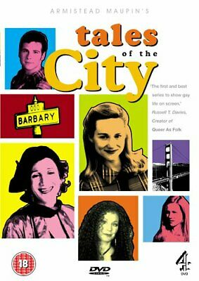Tales Of The City - Series 1 [DVD] - DVD  08VG The Cheap Fast Free Post