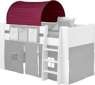 Furniture for kids purple/pink girls childrens bedroom accessories tunnel