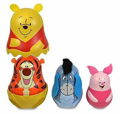 "Tomy Disney's Winnie the Pooh Hide Inside Winnie ""Russian Doll"" Stacking Toy"