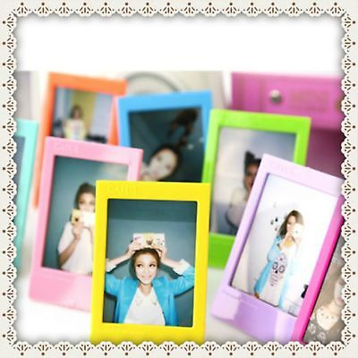 10 pieces colour color mini photo frames Fujifilm Instax 7s 8