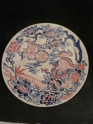 Stylish Vintage Reproduction Charlotte Rhead Charger