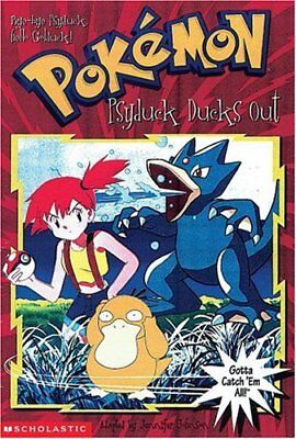 Psyduck Ducks Out (Pokemon Chapter Book), Sweeny, Sheila Paperback Book The