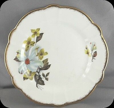 Windsor BC Dogwood Bread and Butter Plate (2 available)