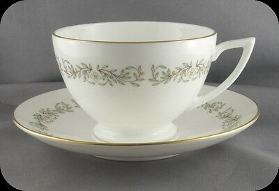 Minton April Cup and Saucer S732