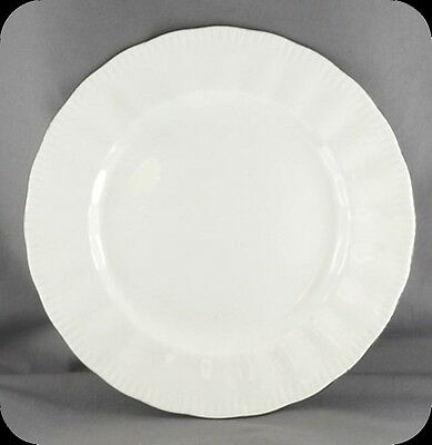 Paragon White Platinum Trim Salad Plate 813