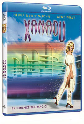 Xanadu [New Blu-ray] Snap Case