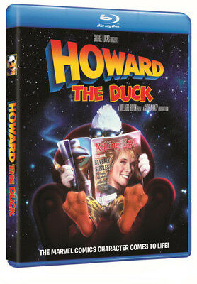 Howard the Duck [New Blu-ray] Snap Case