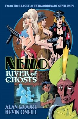 Nemo: River of Ghosts (Nemo Trilogy 3), Alan Moore, Kevin O'Neill, 9780861662333