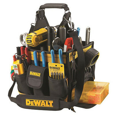 DEWALT 11 in. Electrical/Maintenance Tool Carrier with Parts Tray DG5582 New
