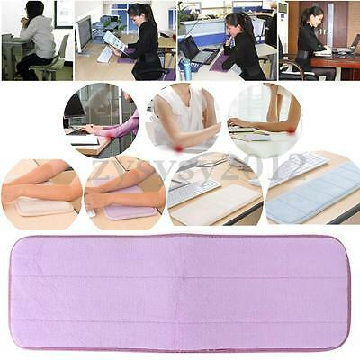 Wrist Raised Hands Rest Support Memory Pad Cushion Elbow Guard PC Keyboard UK