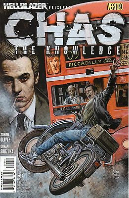 Hellblazer Presents Chas The Knowledge #5 (NM)`09 Oliver/ Sudzuka