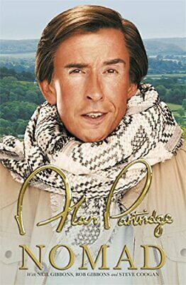 Alan Partridge: Nomad by Partridge, Alan Book The Cheap Fast Free Post