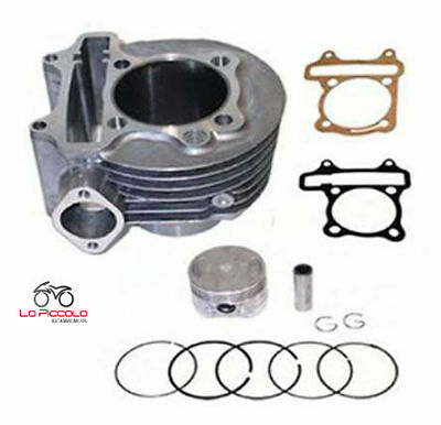 9501C014 Kit Gruppo Termico Cilindro Kymco People S 200 I 2007