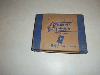 NOS Blackhawk Industries 5B1 Wire Holders in Original Box