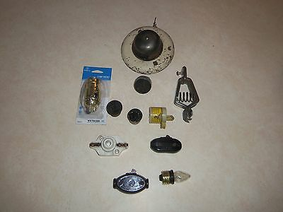 Vintage Lot of Electrical Items