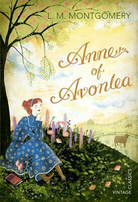 Anne of Avonlea (Vintage Children's Classics) by Montgomery, L. M. Book The