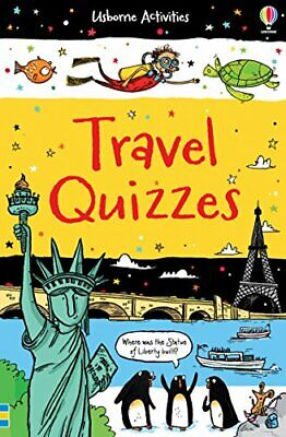 Travel Quizzes (Activity and Puzzle Books) by Simon Tudhope Book The Cheap Fast
