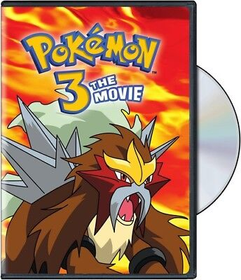 Pokemon the Movie 3: Spell of the Unown [New DVD]