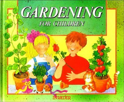 Gardening for Children Paperback Book The Cheap Fast Free Post