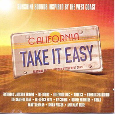 Little Feat - Take It Easy: Sunshine Sounds Inspired by... - Little Feat CD SRVG