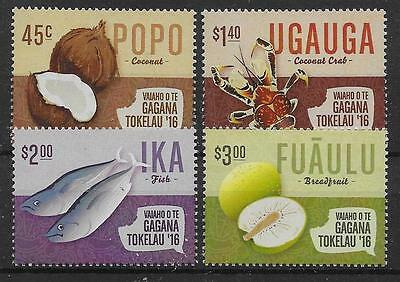 Tokelau Islands 2016 Language Week Set Mnh