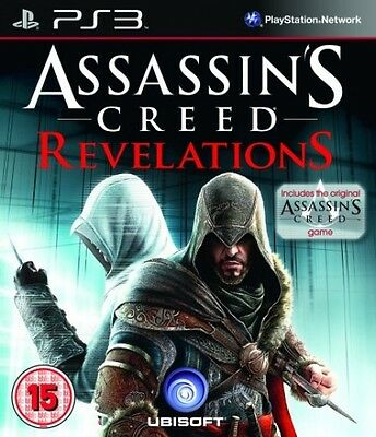 Assassin's Creed Revelations PS3 playstation 3 jeux jeu game games spellen 135