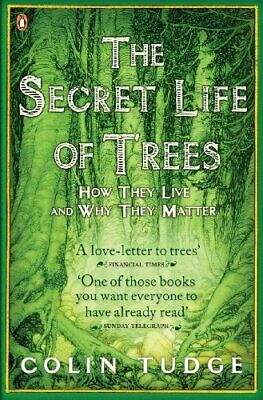 The Secret Life of Trees: How They Live and Why The... by Tudge, Colin Paperback