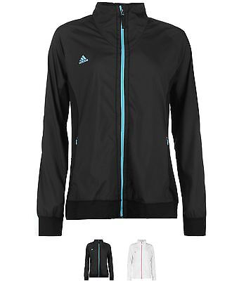 SPORTIVO adidas Golf Rain Jacket Ladies Black
