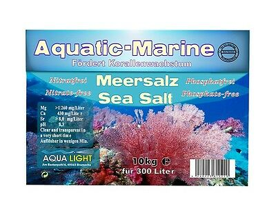 AquaLight Aquatic Marine Meersalz - 10 kg