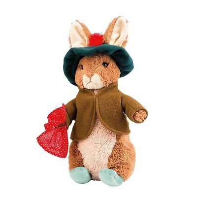 Official Beatrix Potter Benjamin Bunny Soft Plush Toy - Large New Vintage Retro