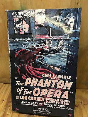"12"" Sideshow Universal Monsters PHANTOM OF THE OPERA (Box Only)"