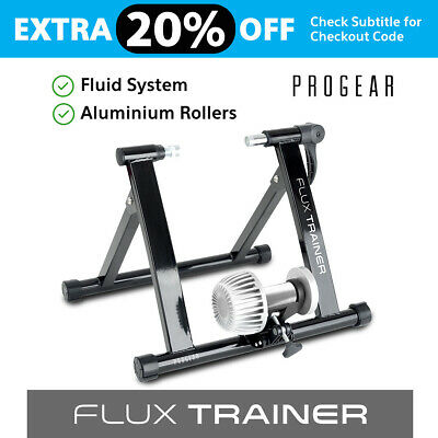 Progear Indoor Stationary Stand Fluid Bicycle Bike Home Cycling Trainer