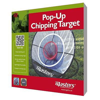 Masters Golf Entrenamiento (Pop-Up Chipping Blanco)
