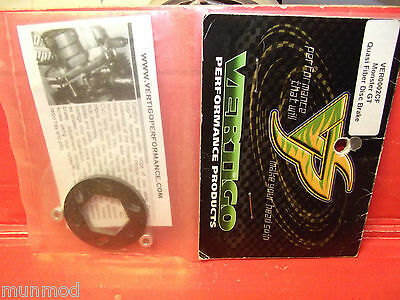 Vertigo Ver0002Cf Monster Gt Quasi Carbon Fiber Brake Disc 38Mm Dia 3Mm Thick