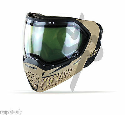 Empire EVS Paintball Airsoft Mask Goggles Full Face