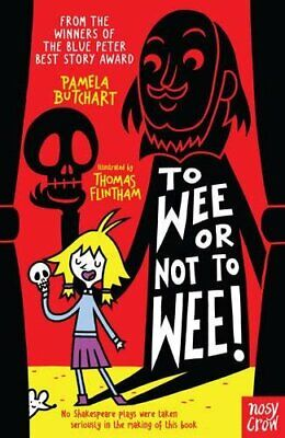 To Wee or Not to Wee (Baby Aliens) by Pamela Butchart Book The Cheap Fast Free