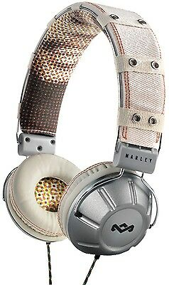 House of Marley Soul Rebel On-Ear Wired Dubwise Headphones