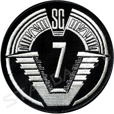 STARGATE TEAM SG-7 UNIFORM PATCH Uniform Aufnäher - STARGATE SG-1