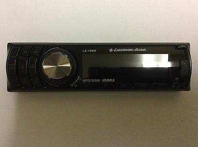 Brand New Genuine Lightning Audio LA-1000 replacement faceplate ships out fast !